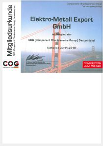 Membership Certificate <br />