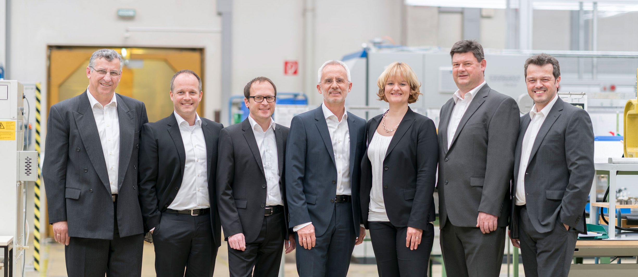 EME Elektro-Metall Company Management Team