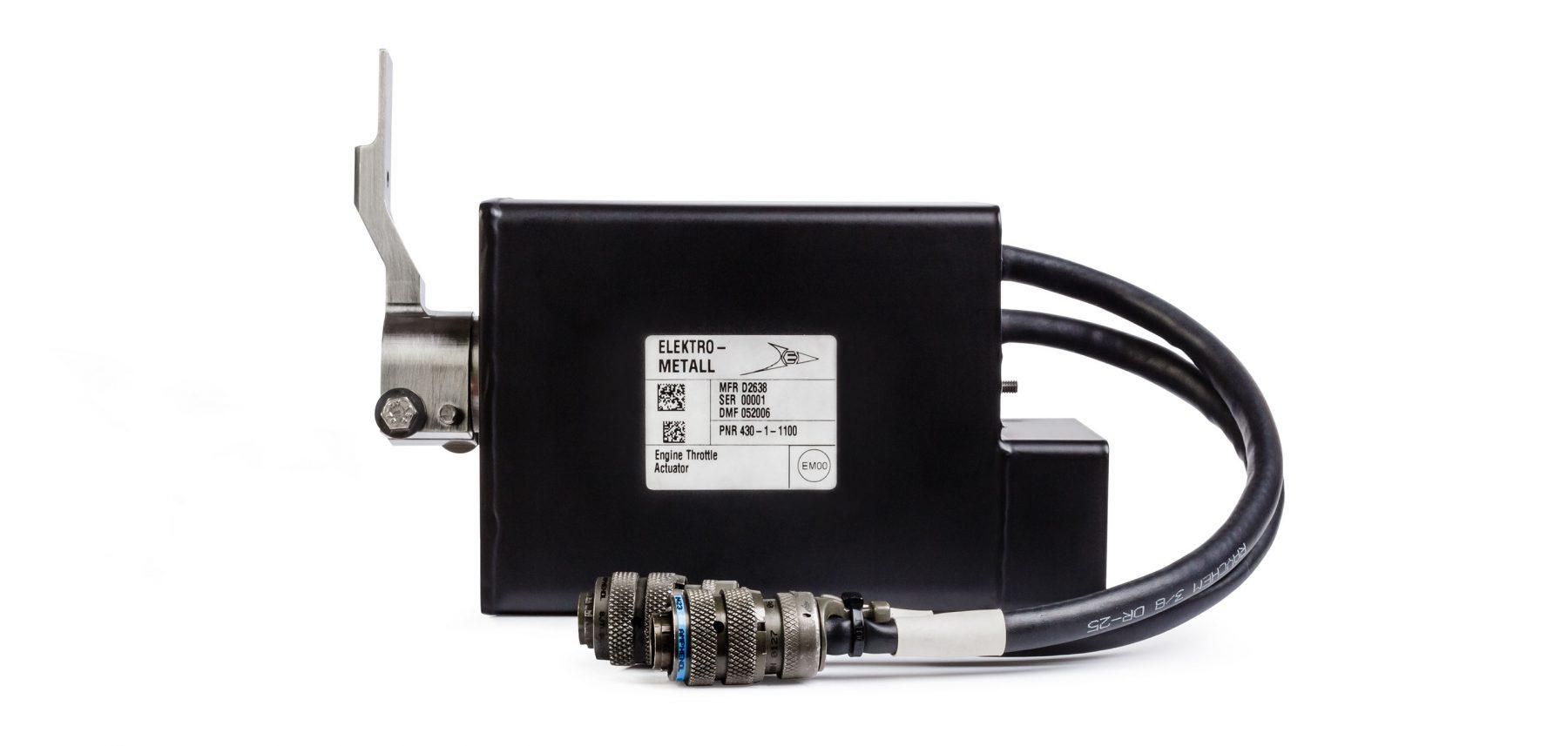 EME Rotary Actuator Engine Throttle Actuator 430-1
