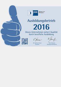 TRAINING COMPANY · IHK München und Oberbayern
