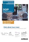 SQIP Award · by Airbus